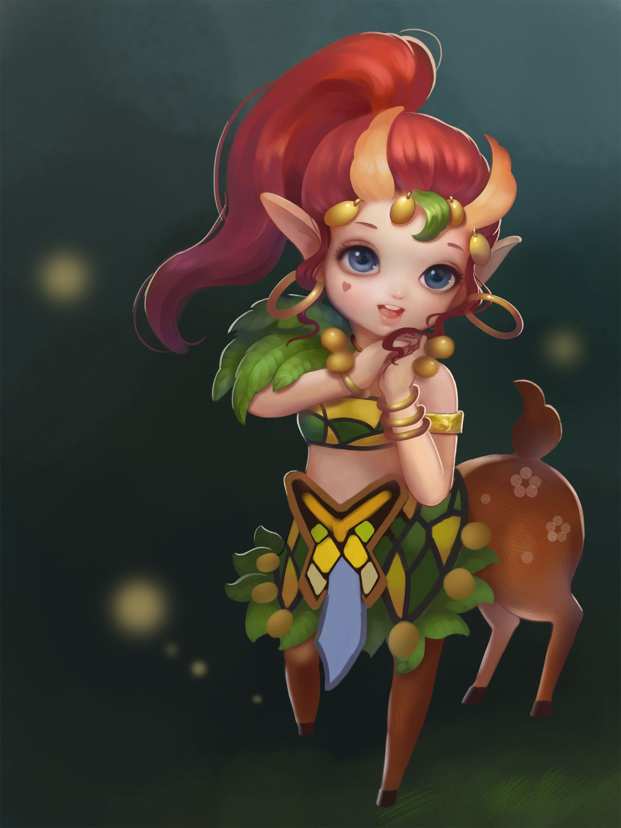 Chibi Enchantress