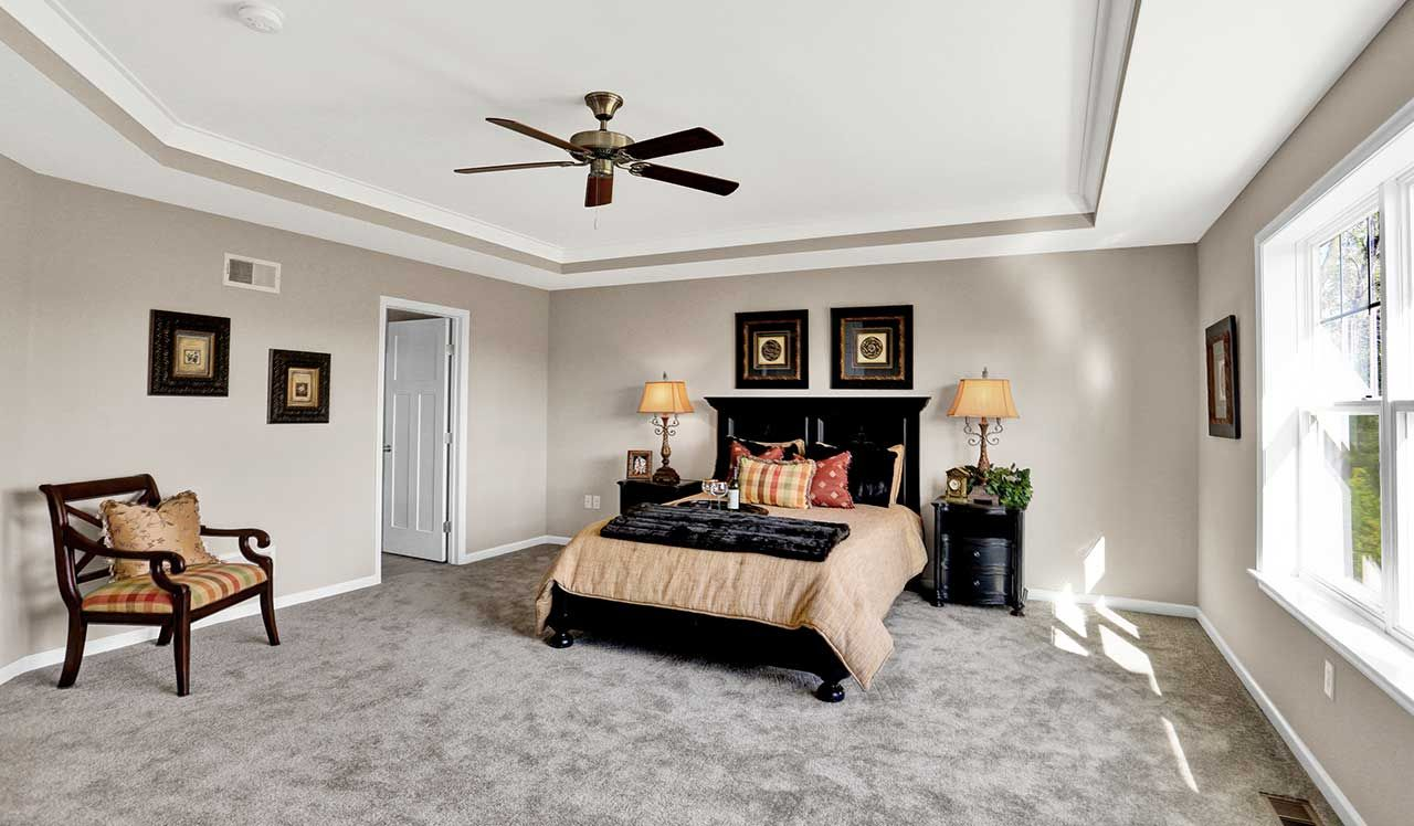 Owner's Suite Home, Home decor, Bedroom