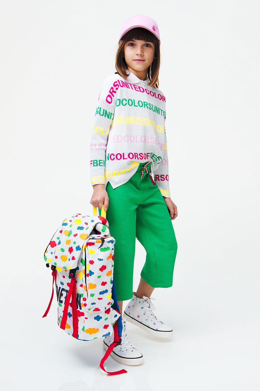 Kleidung Mädchen Neue Kollektion 2020 | Benetton