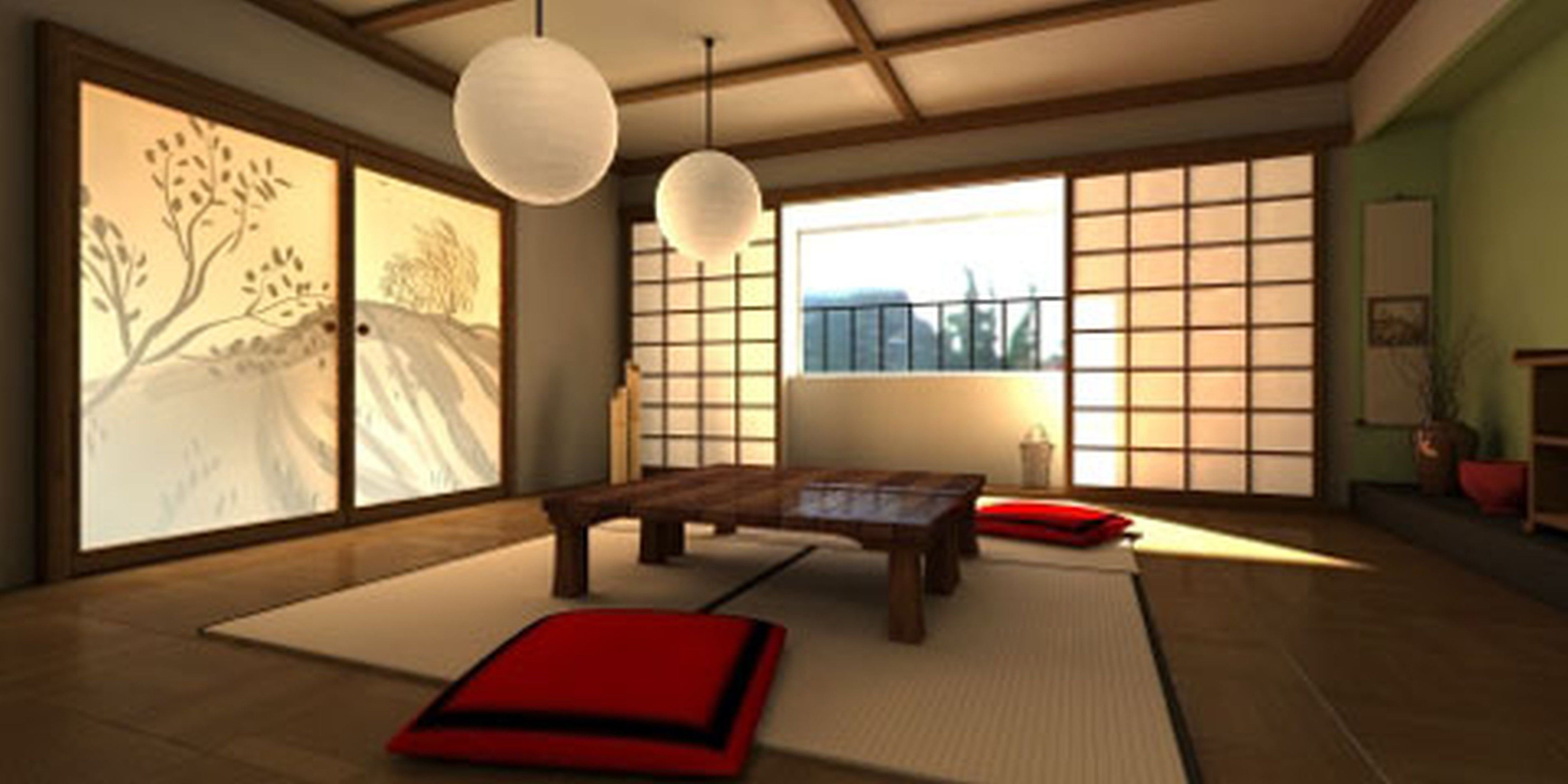 Amazing japanese interior design idea 76
