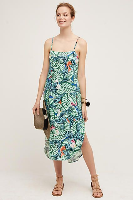 Mara Hoffman Tropics Slip Dress