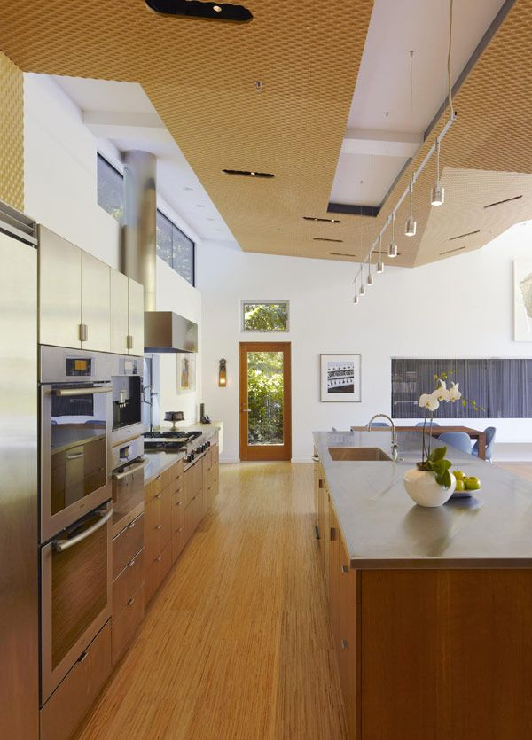 Kitchen Designer Los Angeles Beauteous Contemporary Home Design Modern Kitchen Design With Wooden Floor Inspiration