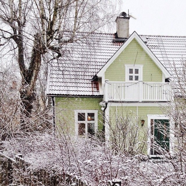Nice traditional swedish countryhouse