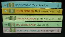 5 Hometown Reunion Romance Paperback Books 2, 3, 4, 5, 6 - NEW