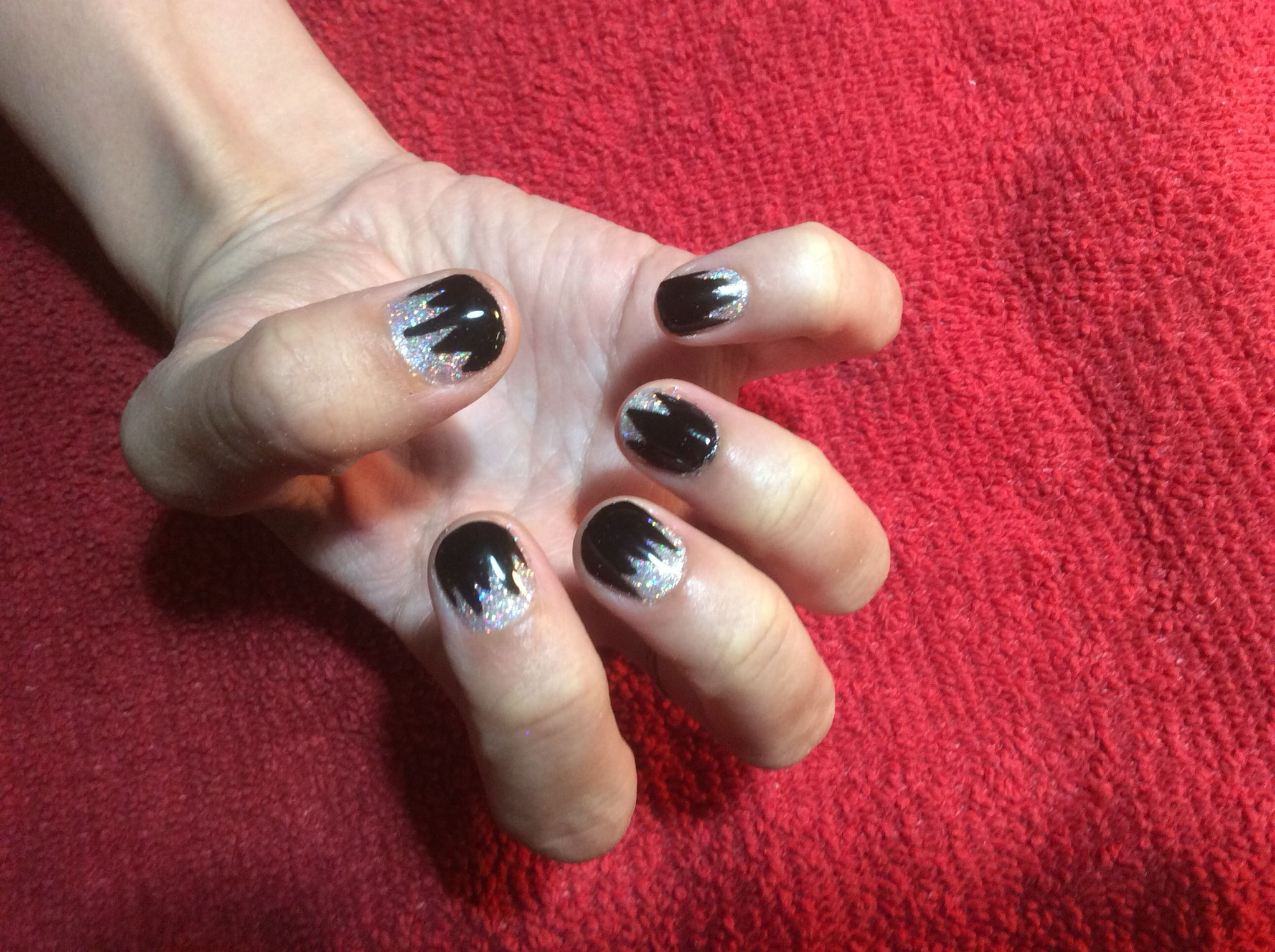 Etching with CND Shellac   Nail art   Pinterest
