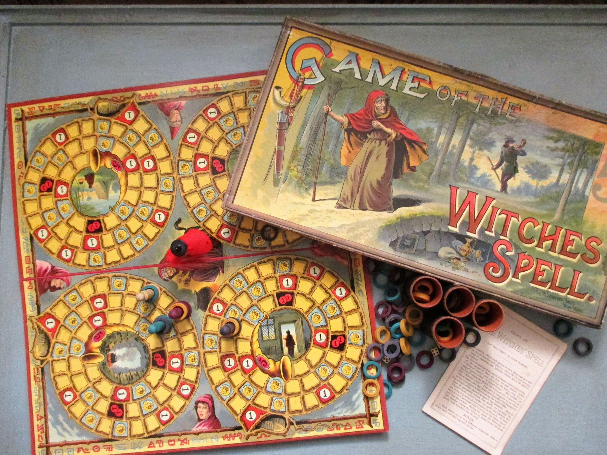 Pin By Allison D On Games Vintage Halloween Halloween Books