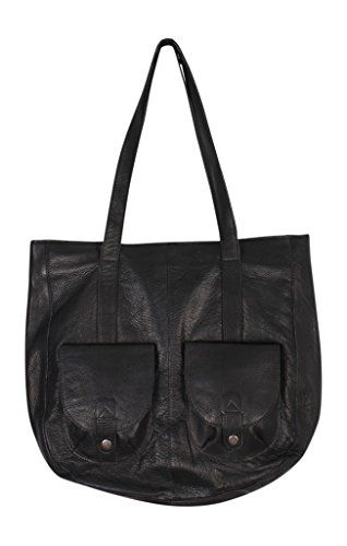 Latico Broome Tote Bag, Black, One Size -- Find out more about the great product at the image link.