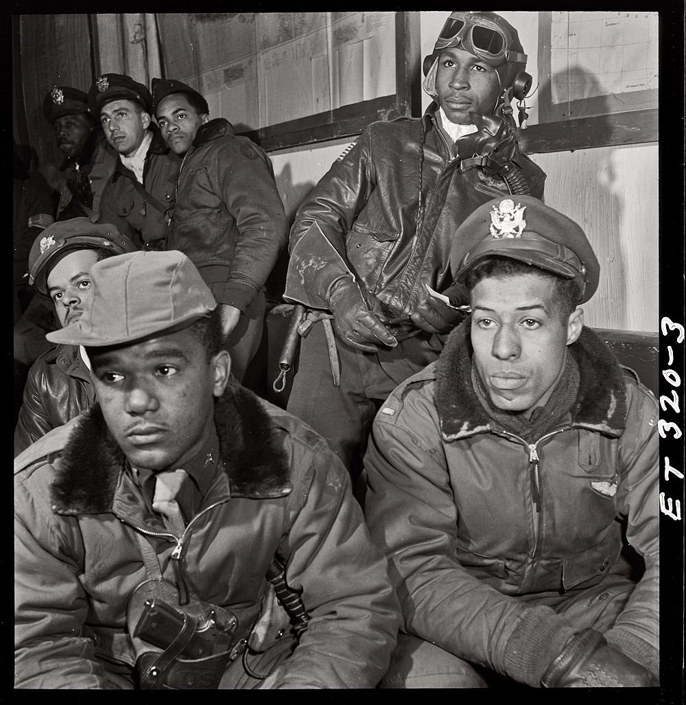 93ccba543f7 Tuskegee Airmen