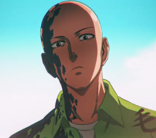 One Punch Man Saison 2 Episode 3 Pin On Buster Monahan