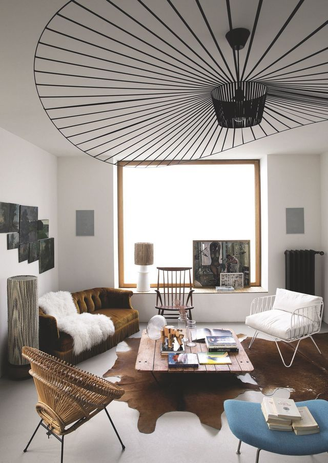 suspension vertigo inspiration luminaire design pinterest canap en velours constance. Black Bedroom Furniture Sets. Home Design Ideas