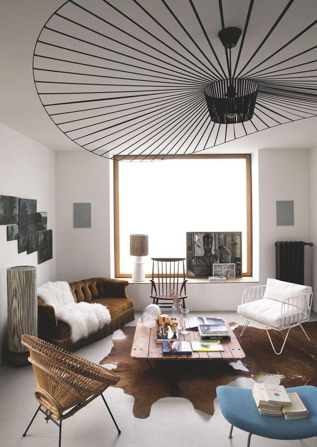 Loft design à Nantes | Vertigo, Salons and Living rooms