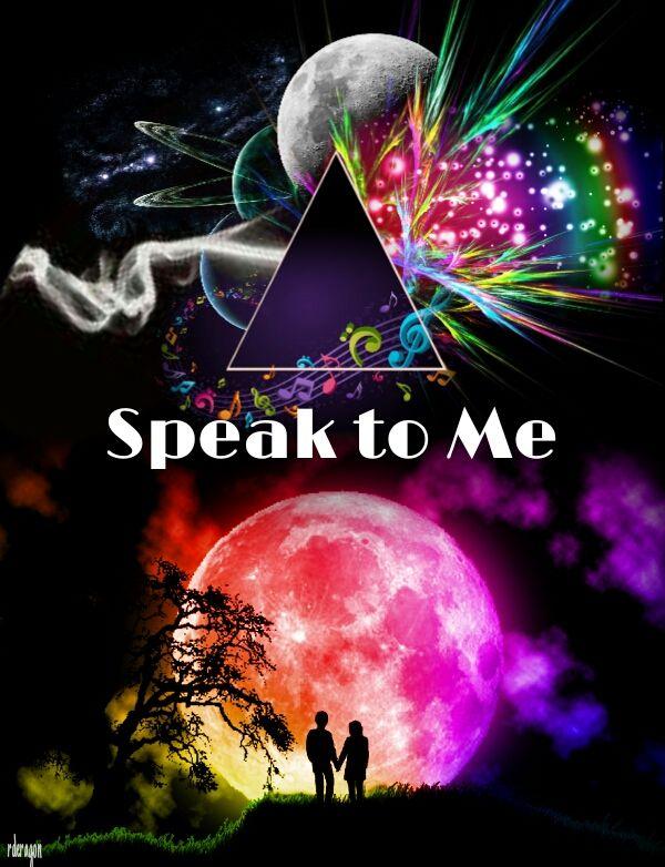 Speak to Me by ~Deragon1030 on deviantART
