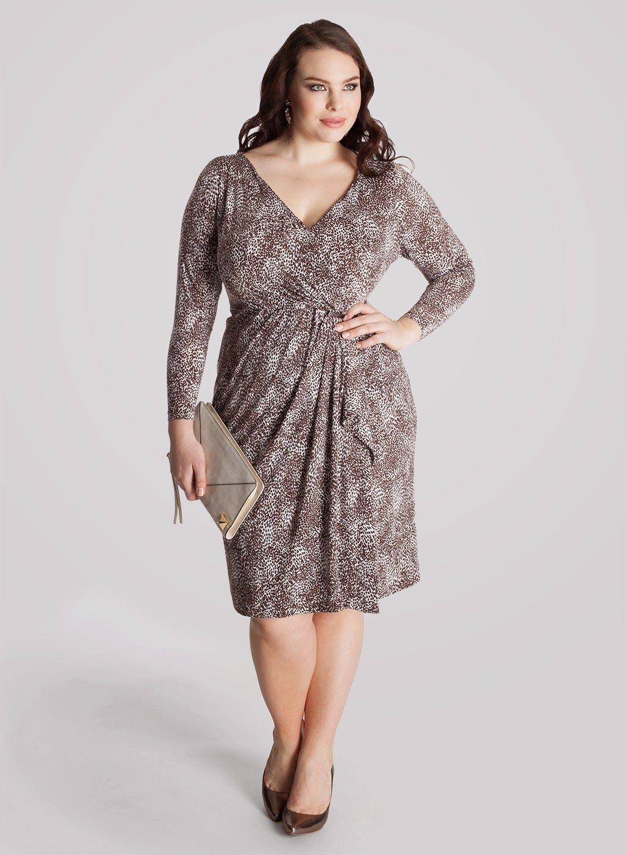 Vestidos de moda para gorditas | Vestidos de talla grande | Pinterest