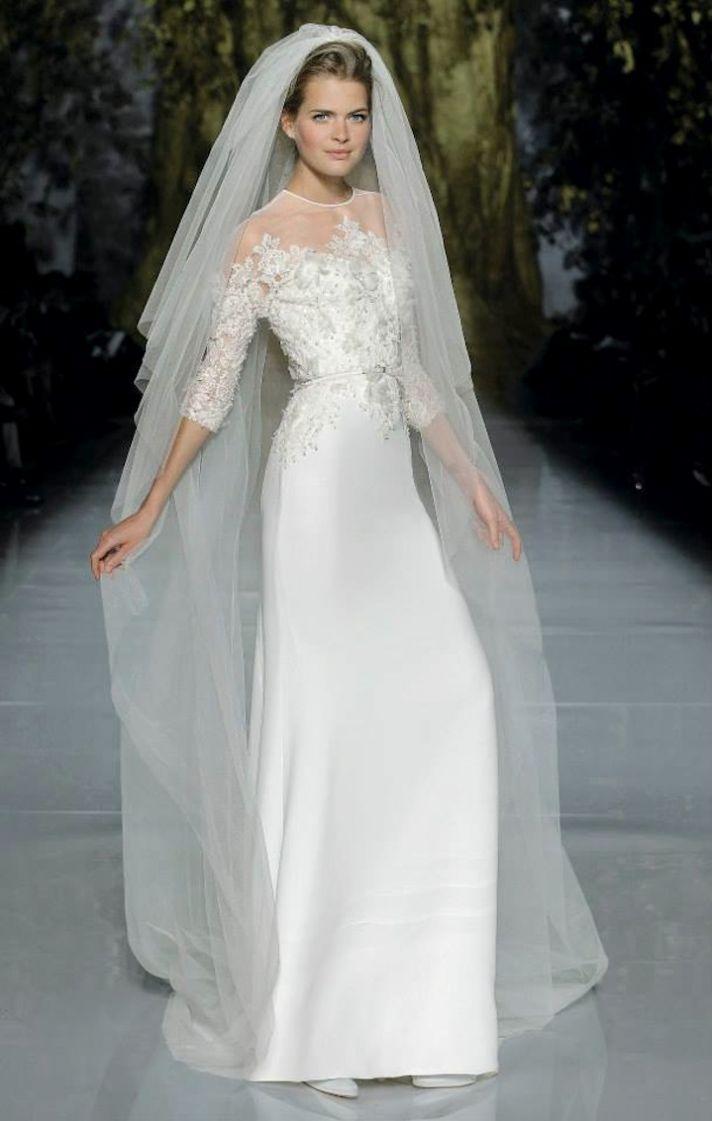 First look beautiful new wedding dresses by elie saab wedding