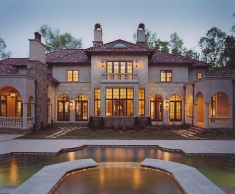 Italian Renaissance Style Home