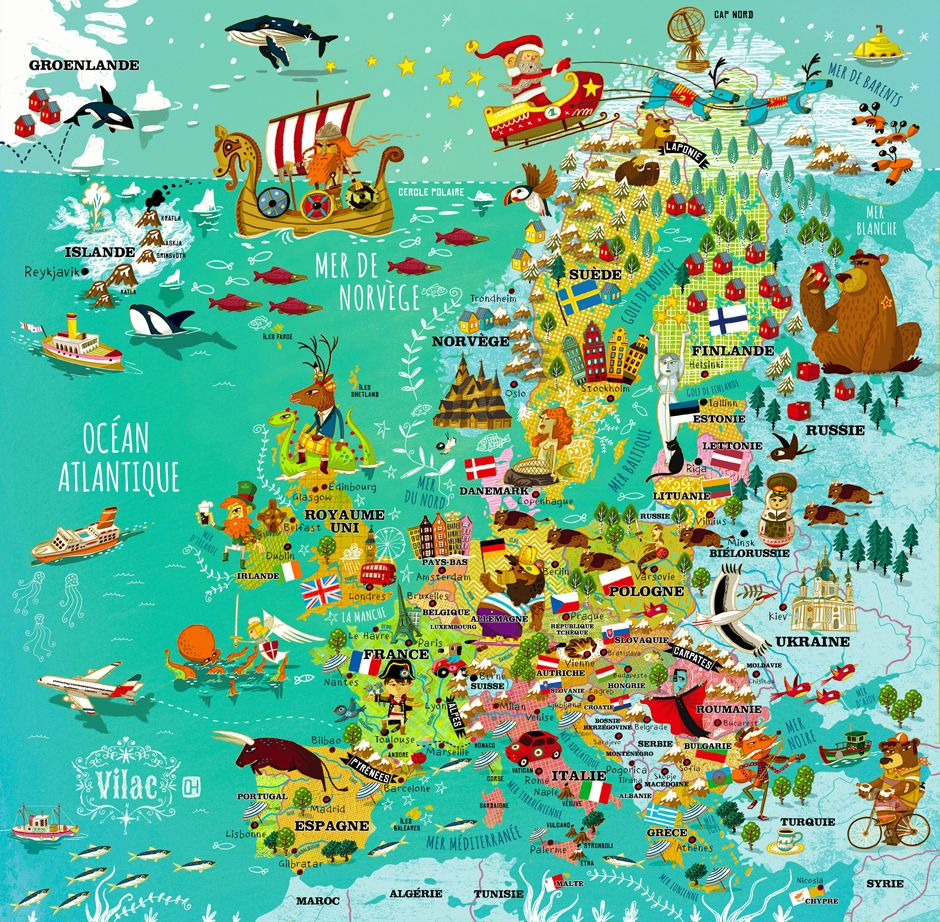 Map Of Europe On Behance Maps Pinterest Travel Maps Map Art