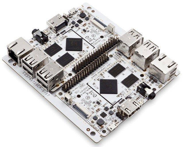 The newest low-cost Rpi 3 Clone Offers Allwinner H2+, H3, or 64-bit ...