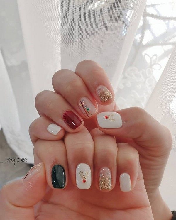 100 Summer Pastel Neutral Nail Art Designs | Roses & Rings - Part 4