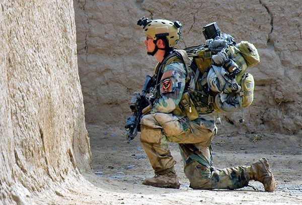 Image result for Green Beret in prayer