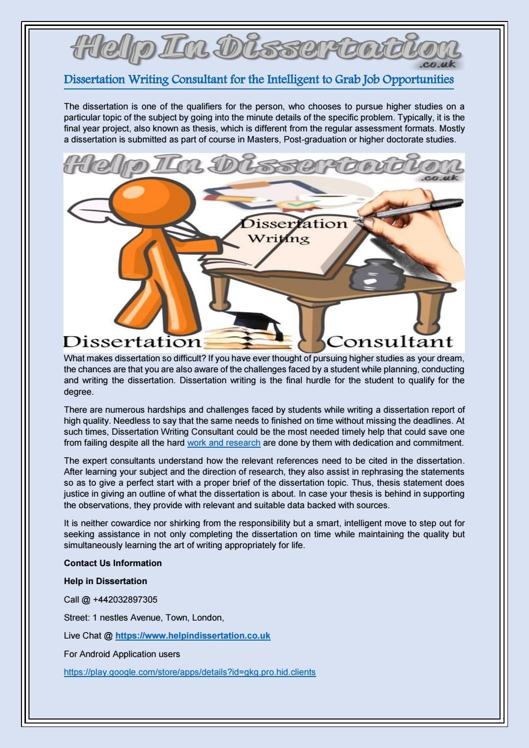 Freelance academic dissertation writing jobs | Home of Dissertations