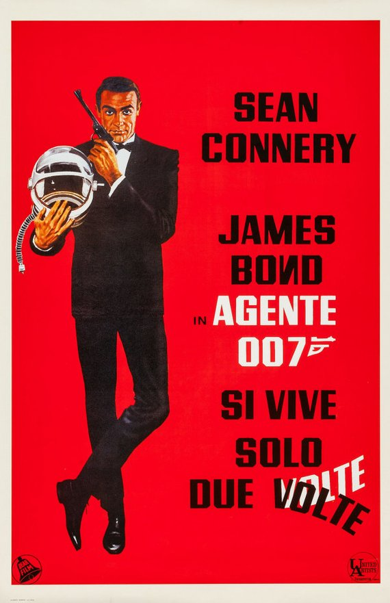 James Bond 007 reproduction poster print | Products in 2019