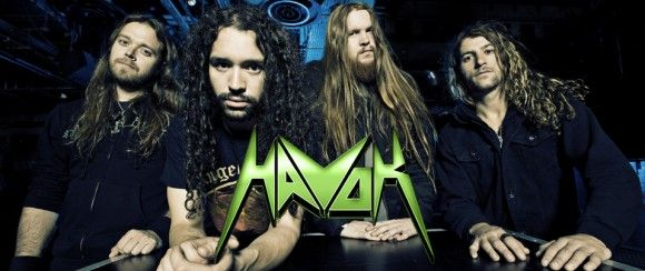 Interview with Pete Webber of Havok on crypticrock.com
