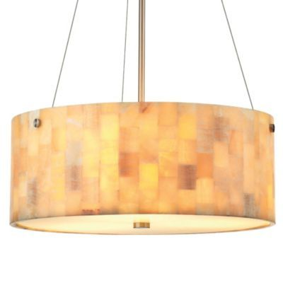 Hudson Drum Pendant By Forecast Lighting Outside The Budget But Like The Look