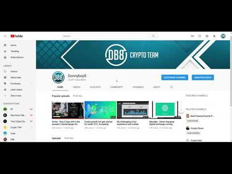 Intro to cryptocurrency trading