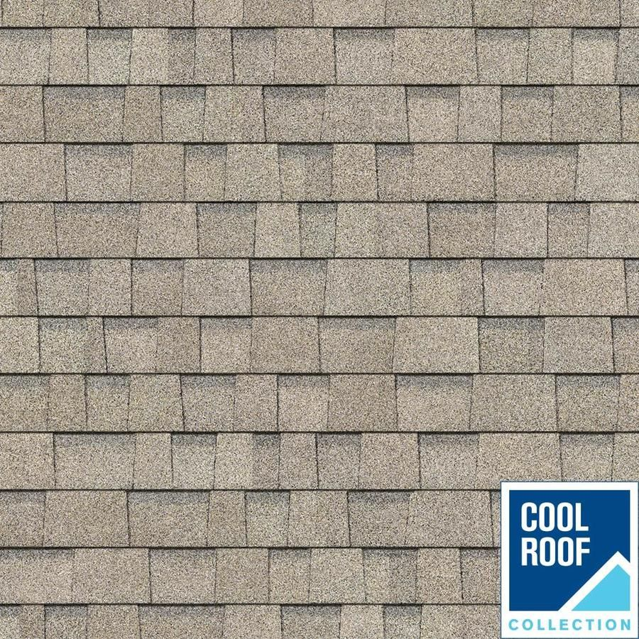 Owens Corning Trudef Duration Cool 32 8 Sq Ft Oyster Shell Laminated Architectural Roof Shingles Lowes Com In 2020 Architectural Shingles Roof Roof Architecture Roof Shingles