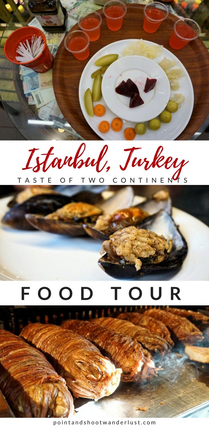 Why you should book a food tour in Istanbul, Turkey | What to eat in Istanbul | Taste of Two Continents Food Tour with Istanbul on Food | Turkish breakfast | Turkish markets | walking food tour | #Istanbul #Turkey