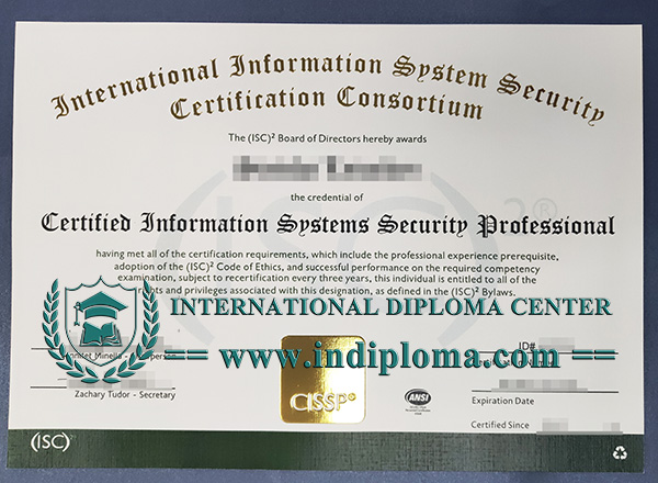 Order Fake Cissp Certificate Buy Fake Information Systems Certification Security Assessment Risk Management Medical Degree