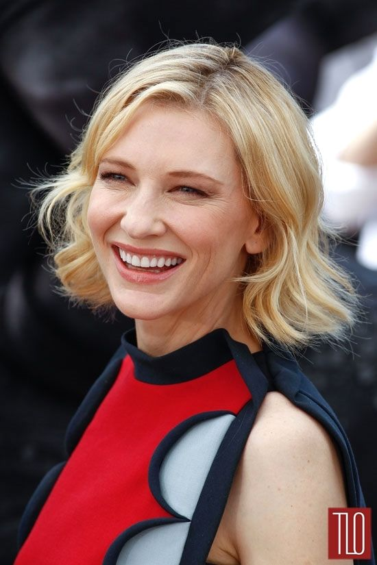 Love Her Haircut Cate Blanchett In Delpozo At How To Train Your