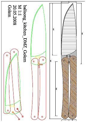 Golem Drawings Onedrive Knife Patterns Knife Design Best Pocket Knife