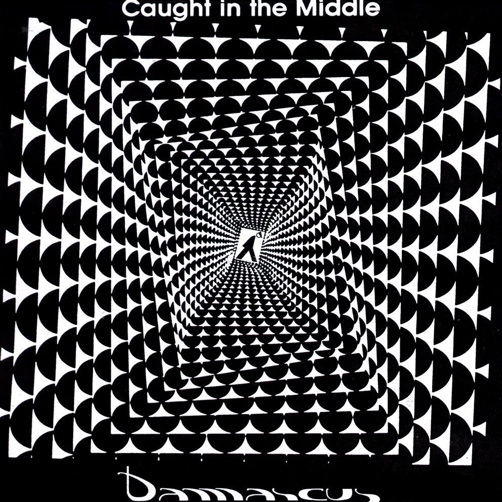 Damascus -Caught In The Middle (1984)