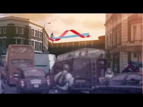 ARQUITETOS DE LONDRES PROJETAM CICLOVIA SUSPENSA
