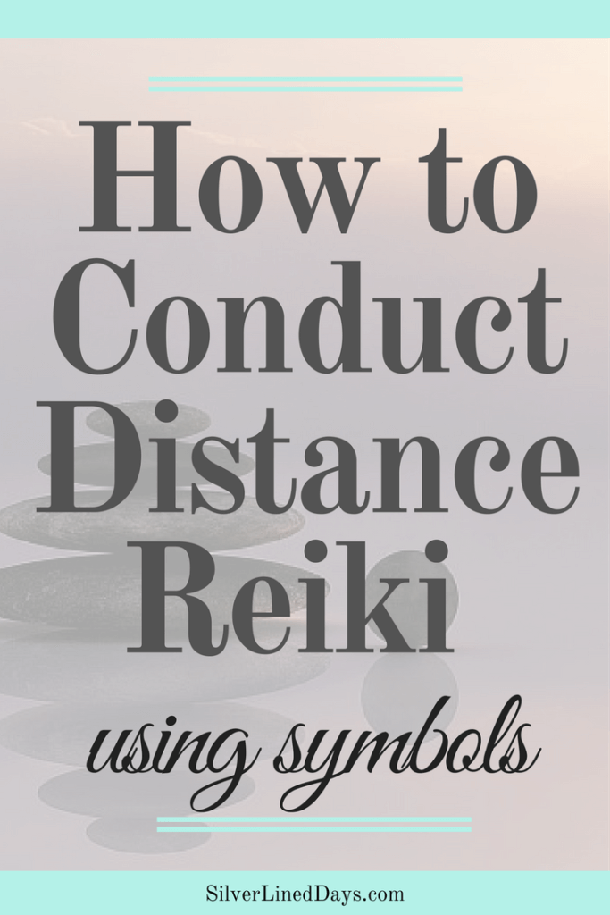 How To Conduct Distance Reiki With Symbols Reiki Pinterest