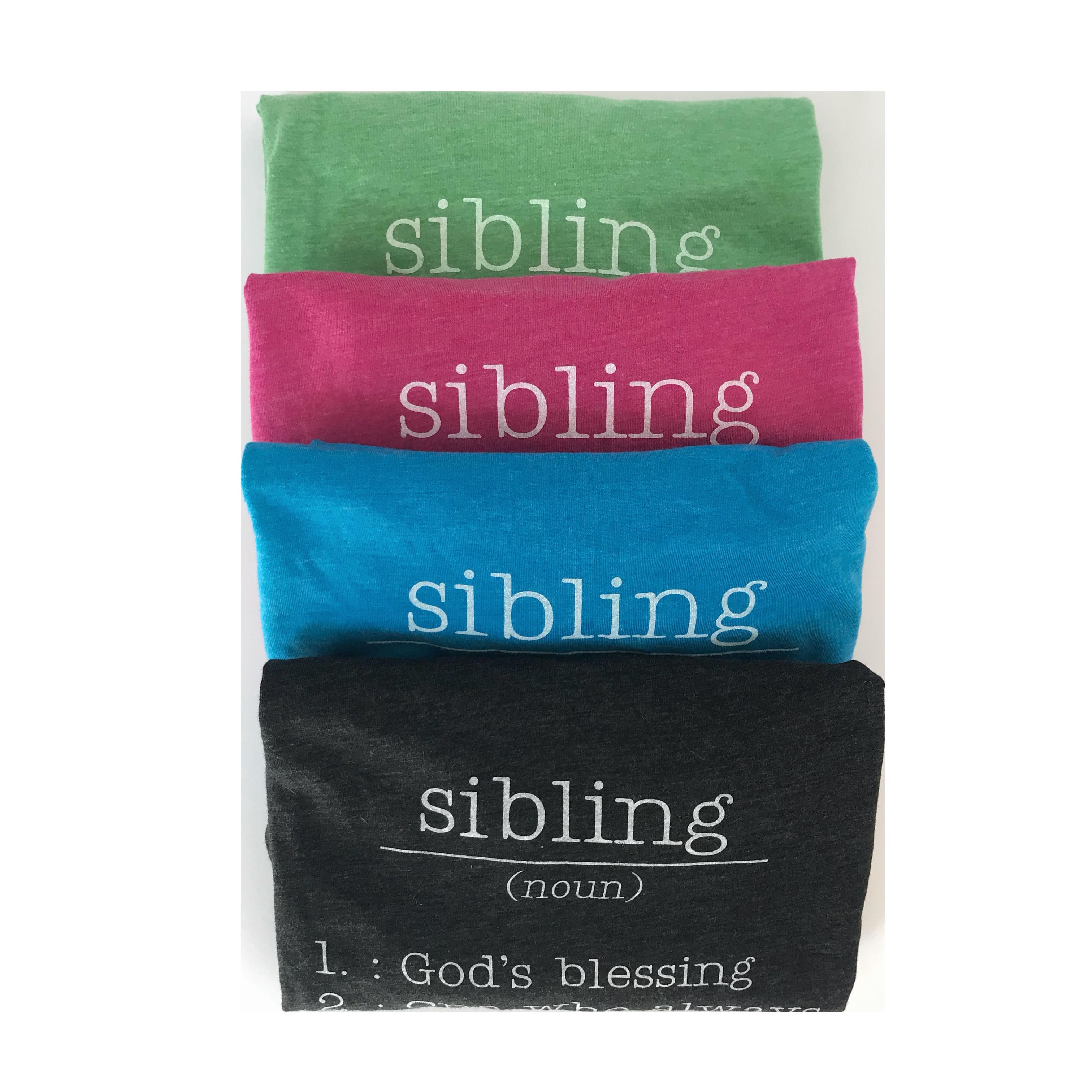 Notconsumed Sibling Shirt