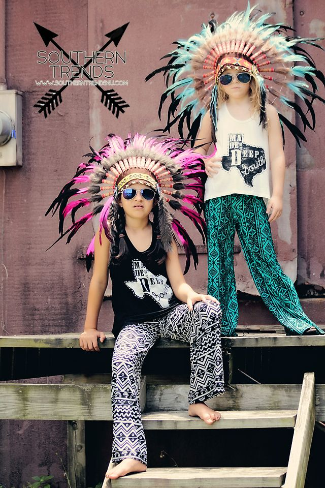 d111a5ab7aa0 Wild Indians!!! Southern Trends Kids Apparel is available for purchase at  www.southerntrends4u.com