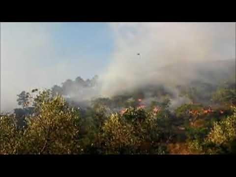 Incendios em Portugal @ Monchique Discovery 2018 – Monchique Discovery