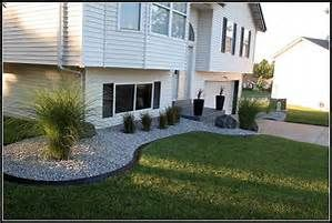 Landscaping Ideas For Front Of House Rocks Bing Images Front