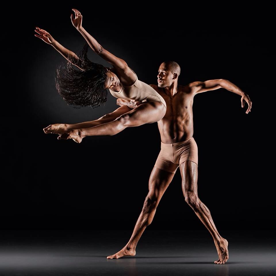 Alvin ailey naked apologise