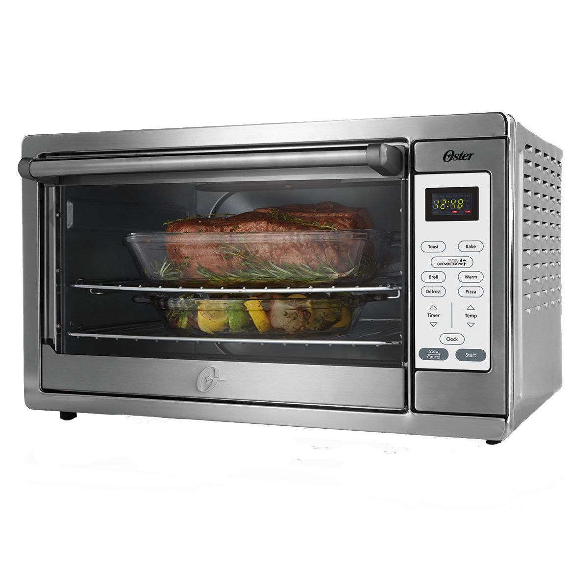 The 10 Best Toaster Ovens According To Customer Reviews Countertop Convection Oven Countertop Oven Convection Toaster Oven