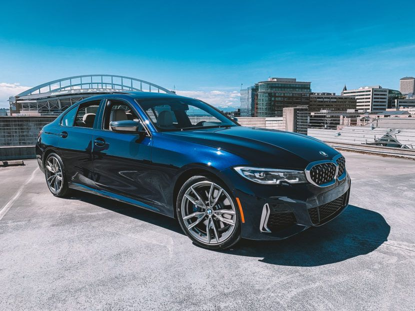 First units of the 2020 BMW M340i arrive at US dealerships