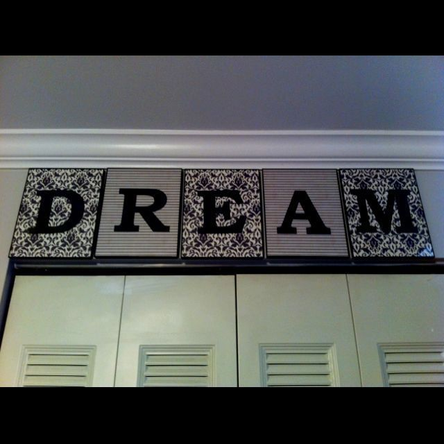 Photo of #Decoration #Easy #inexpensive #Large #letters #Print