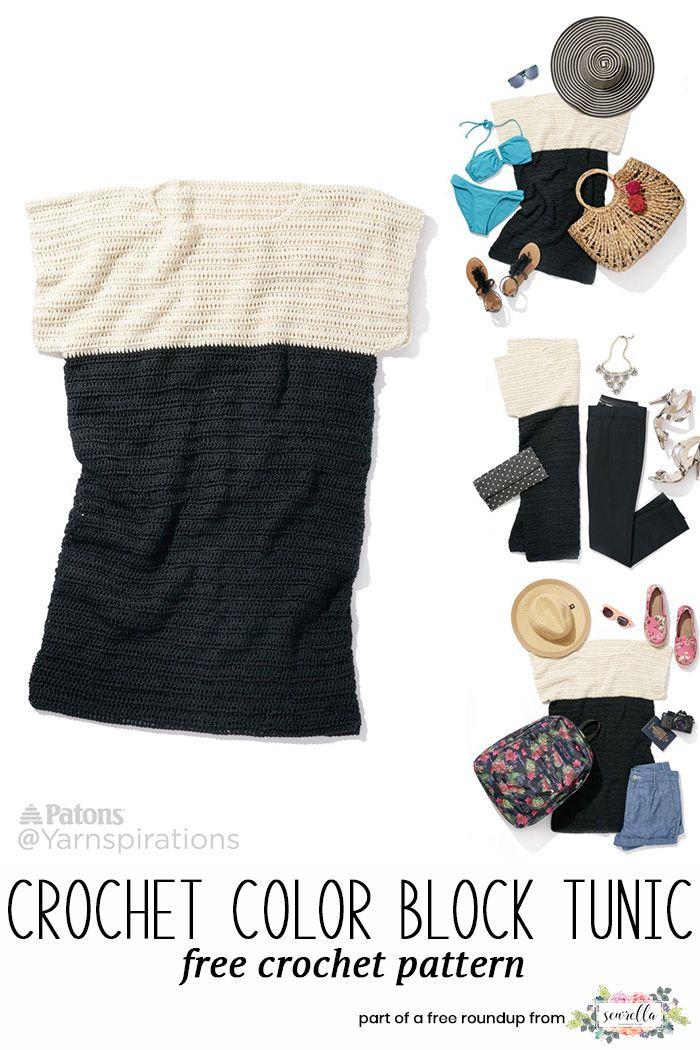 Crochet Sweater Patterns that Look Knit | Crochet: Shirt | Pinterest