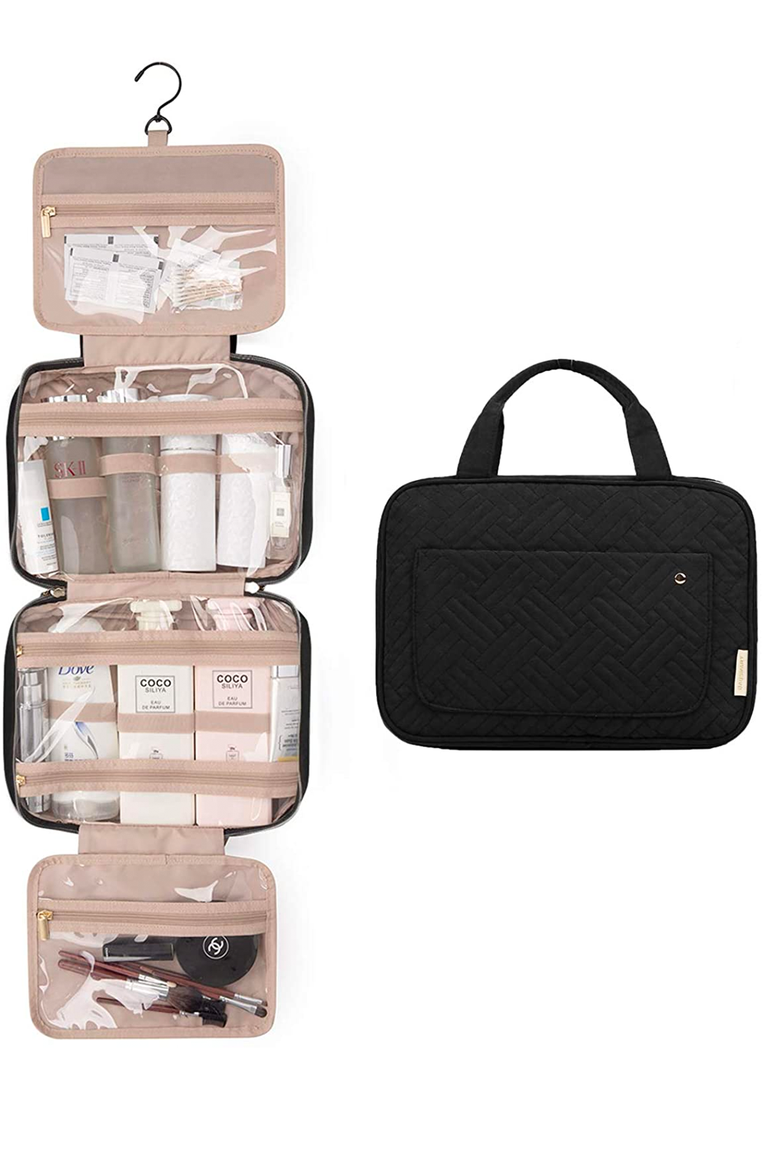 12 Cute Toiletry Bags That Make Packing Your Products So, So Easy