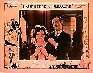 Daughters of Pleasure - Clara Bow