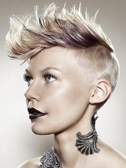 Pin By Jax On Hair Undercut Hairstyles Punk Hair Short Punk Hair
