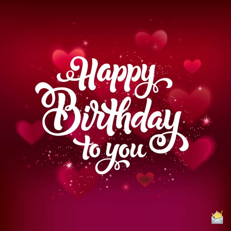 Best and Special Happy Birthday Wishes for Lover Happy