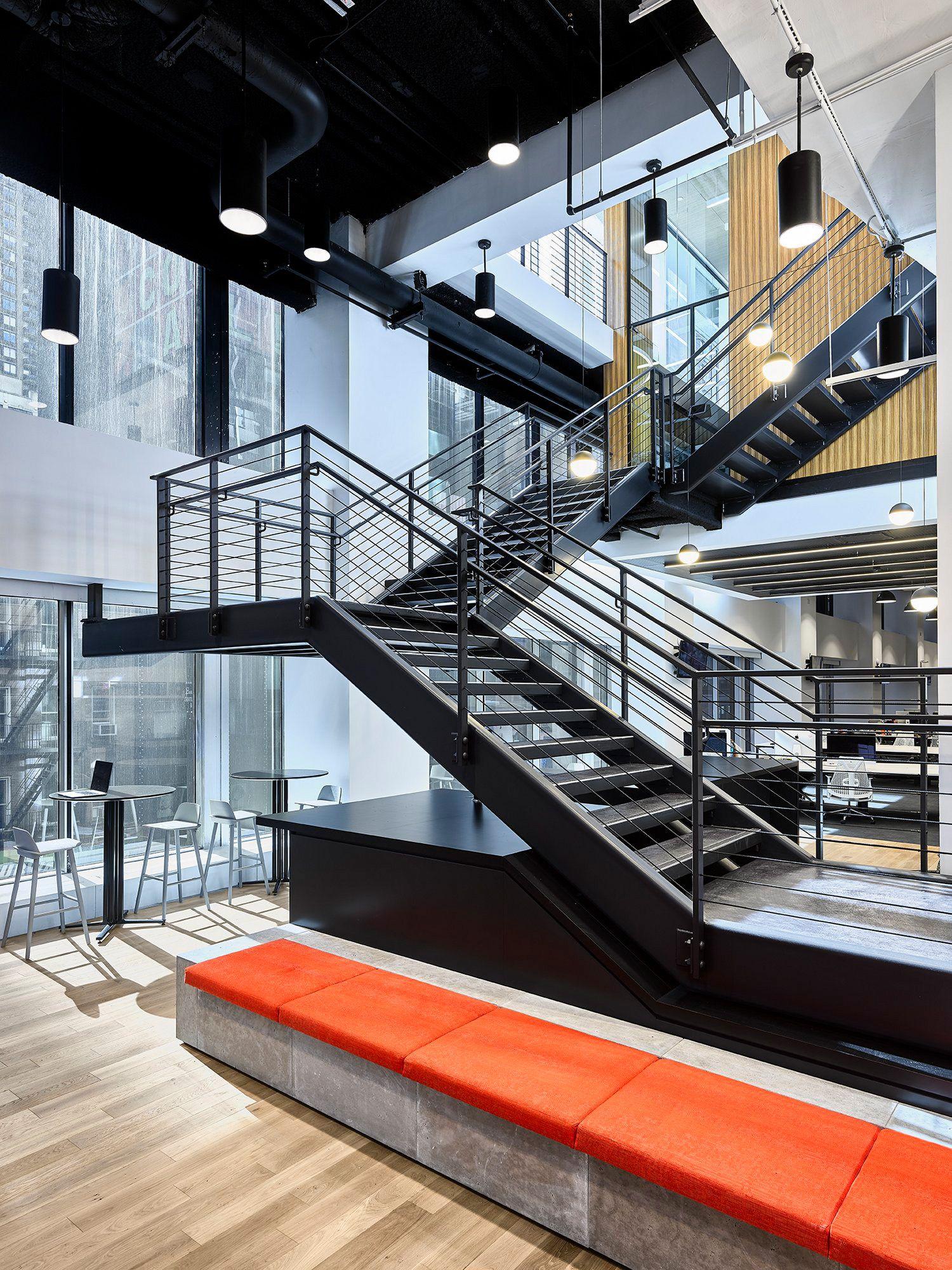 Best Office Tour Bleacher Report Offices – New York City 400 x 300